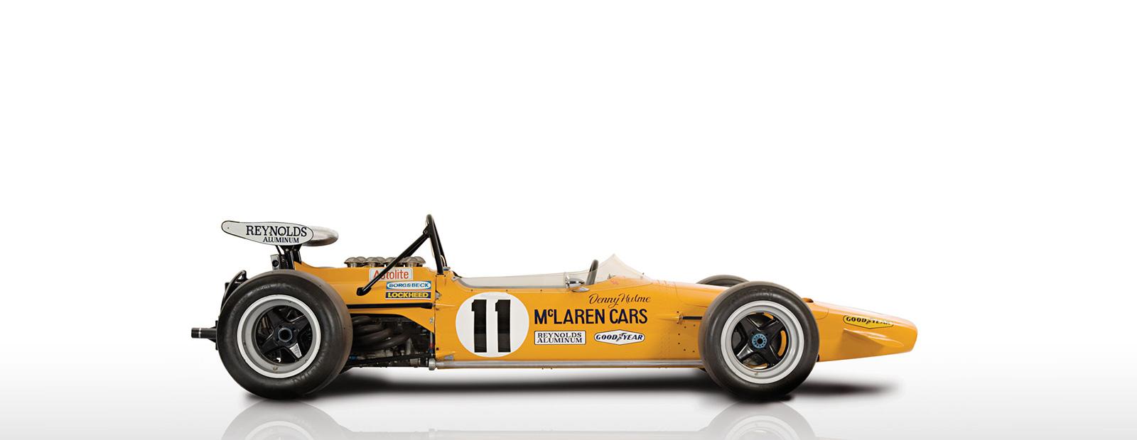 mclaren formula 1 - heritage - cars